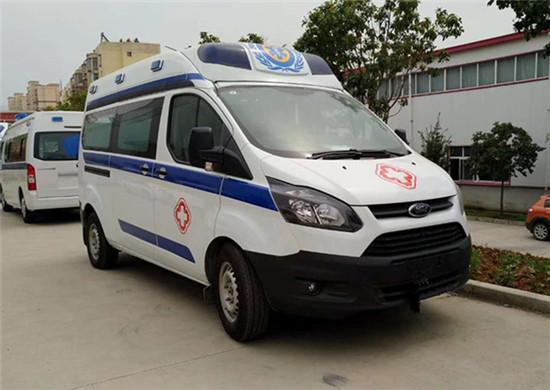 新全顺母婴型新生儿救护车