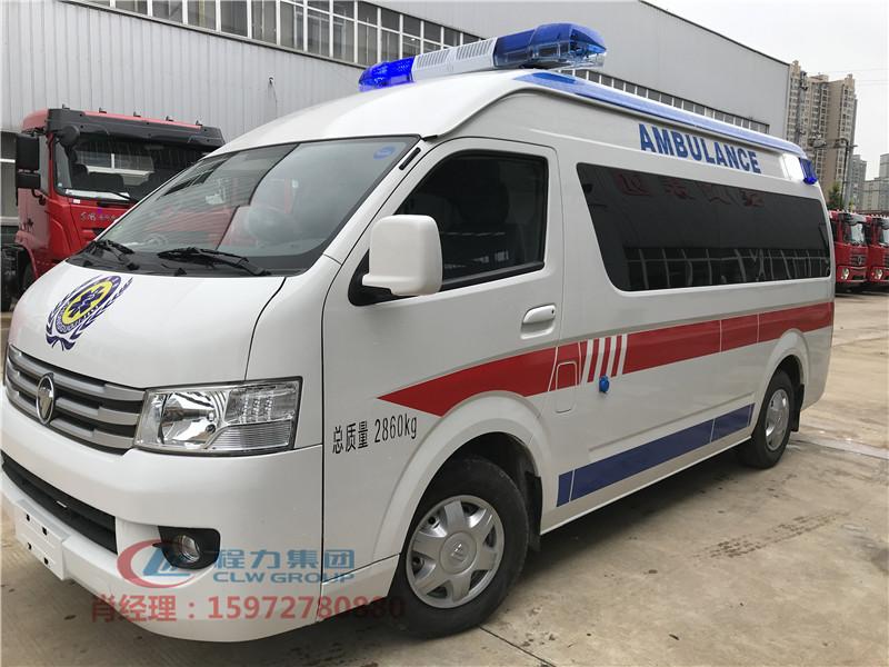福田G9 监护型救护车